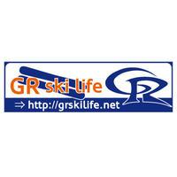 GR公式ステッカー(3cm×10cm)