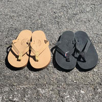 "Rainbow Sandals "" Single Layer Leather "" Women's"