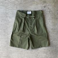 "DEADSTOCK "" 1970's Australian Army Gurkha Shorts "" Olive"
