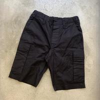 "DEADSTOCK "" 1990's German Army Moleskin Cargo Shorts "" GRUMMAN Custom"