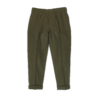 "BROWN by 2-tacs "" WIDE SLACKS """
