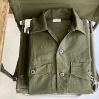 "DEADSTOCK "" 1960's U.S.Army OG107 Utility Shirts """