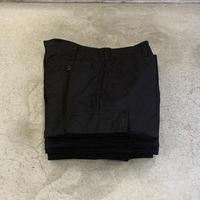 """DEADSTOCK """" 1990's German Army Moleskin Cargo Pants """" BLACK"""