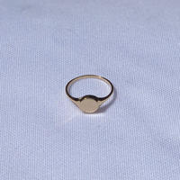 "SCOSHA "" WR148 ROUND SIGNITURE RING """