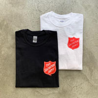 "THE SALVATION ARMY "" Shield Logo Front & Back Tee """