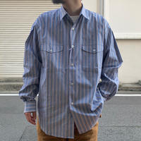 "SEVEN BY SEVEN "" EX TUCK SHIRTS L/S  "" Alternative Stripes"