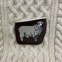 "Riprap "" COIN PURSE "" SHEEP"