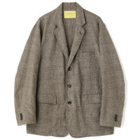"SEVEN BY SEVEN "" TAILORED JACKET "" Glen check"