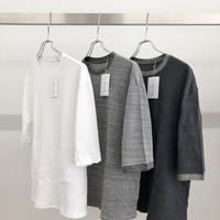 "着もちいい服 "" F/W FACE M/S THERMAL T-SHIRTS """