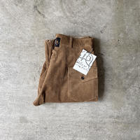 "Willow Pants "" P-001 "" Made in USA DEADSTOCK FABRIC Corduroy"