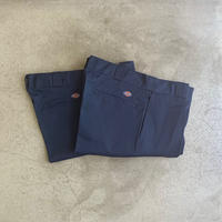 "DEADSTOCK "" 1980-90's Dickies 874 "" Navy"