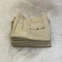 """DEADSTOCK """" 1970's Italian Army Chino Shorts """""""