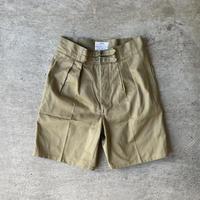 """DEADSTOCK """" 1970's Australian Army Gurkha Shorts """" Beige"""