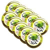【セット商品】沖縄産直市場のシークヮーサージャム 10個セット(AmazonPay全品対応)