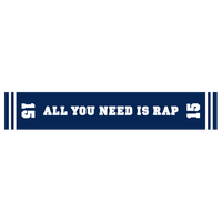 ALL YOU NEED IS RAP マフラータオル