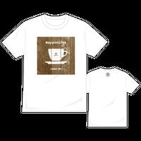 Rappuccino Tシャツ/ホワイト
