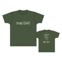 THE T-shirt /カーキ
