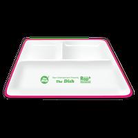 The Dishプレート/ピンク