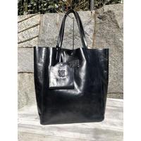 ≪マスクケース付き≫ 贅沢1枚革のトートバッグⅡ