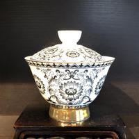 1688-3 青花磁蓋椀