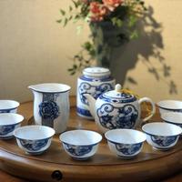 CS116 茶器「牡丹富貴」