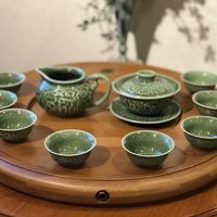 CS103 茶器 「碧緑如玉」