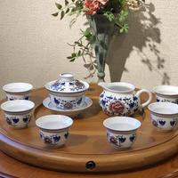 CS115 茶器「牡丹富貴」