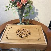 CB3288-1 茶盤(竹製)