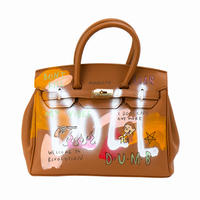 【official online shop 限定】Anarchy Bag (Special) / Brown / No.3