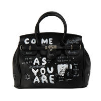 Anarchy Bag / Black / No.173