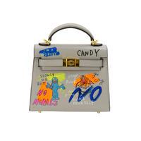 Candy Bag / Gray / No.6