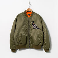 【数量限定】Custom MA-1 / No.3 / Khaki