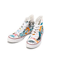Hand Painted Sneakers / 27.0 cm / No.4