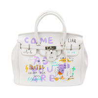 Anarchy Bag / White / No.153