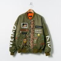 Custom MA-1 / Khaki / Size:2