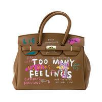 Anarchy Bag / Brown Beige / No.202