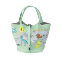 Cube Bag / size L / No.219