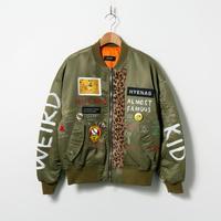 Custom MA-1 / Khaki / Size:1