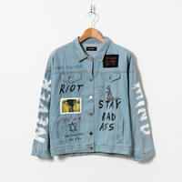 Custom Denim Jacket / No.3