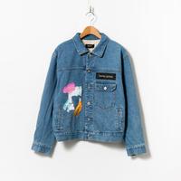 Custom Denim Jacket / No.5