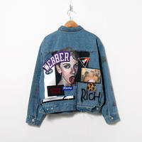 Custom Denim Jacket / No.8