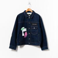 Custom Denim Jacket / No.6