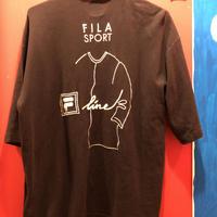 【USED 古着】FILAスポーツ ポロシャツイタリア製 used0026
