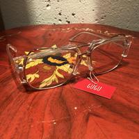 クリアブリッジフレーム  眼鏡 tb-190629-1
