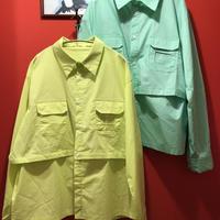 2wayデザイン シャツジャケット シャケット tb-190409-10
