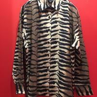 虎柄プリントシャツ タイガー tb-190809-7