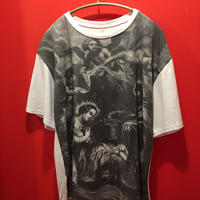 天使プリントTシャツ tb-190501-19