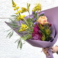 【毎月第3土曜日お届け】Monthly Flower Bouquet