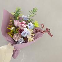 Seasonal gift bouquet S (March)