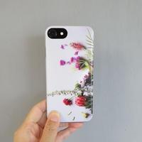 "iPhone case ""Protea""(iPhone6/6s/7/8、iPhoneX/XS)"